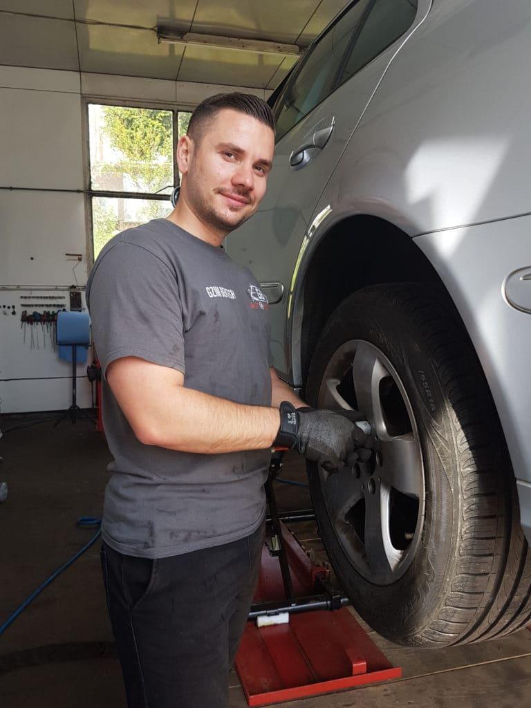 Reifenwechsel Bad Rappenau